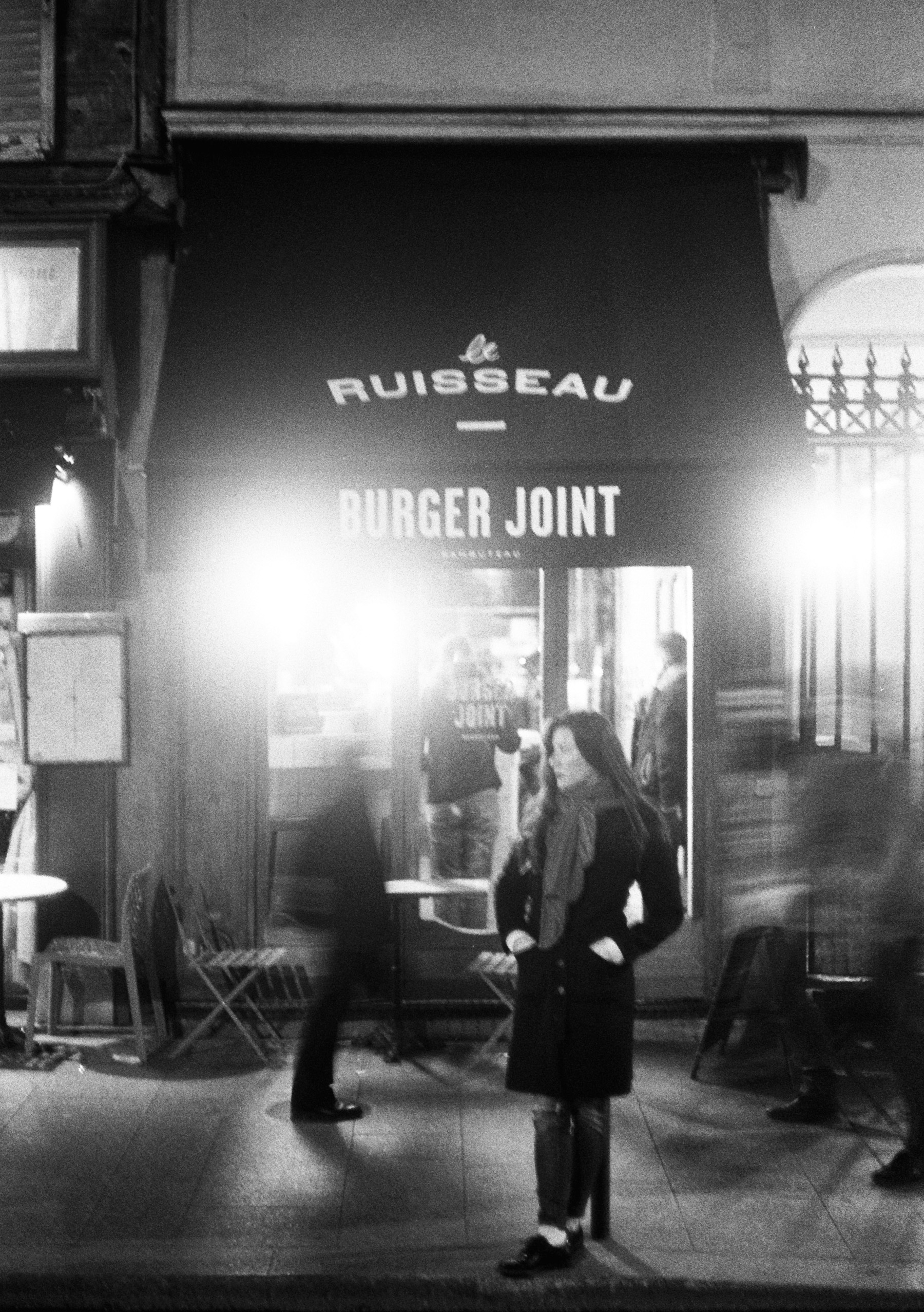 Film Is Not Dead Archives  Ann Street Studio Where To Eat In Paris France A Food Photo Essay By Photographer Jamie  Beck On Kodak Trix  Black And White Film The Yellow Wallpaper Essays also Proposal Essay Topics Examples  Essay On Pollution In English