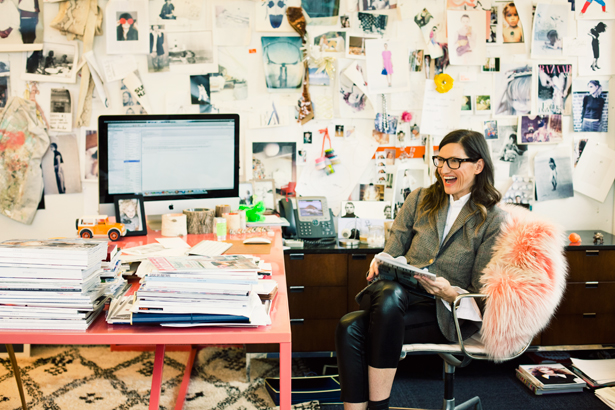 At Work With Jenna Lyons