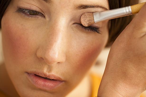 make cosmetics, we see beauty