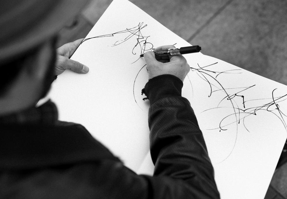 Artist Sketches