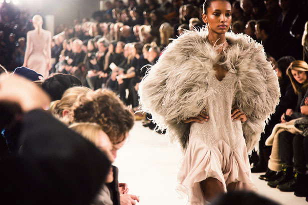 1706eecc7f Ralph Lauren shows his fall 2014 collection at New York Fashion Week