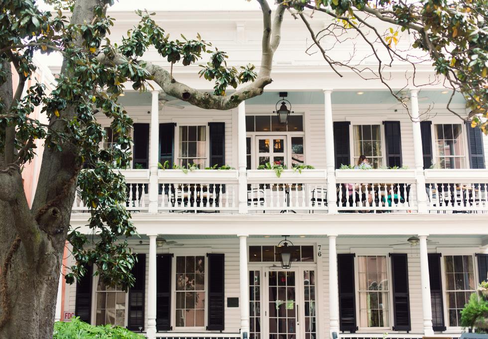 Charleston's newest popular resturant HUSK.