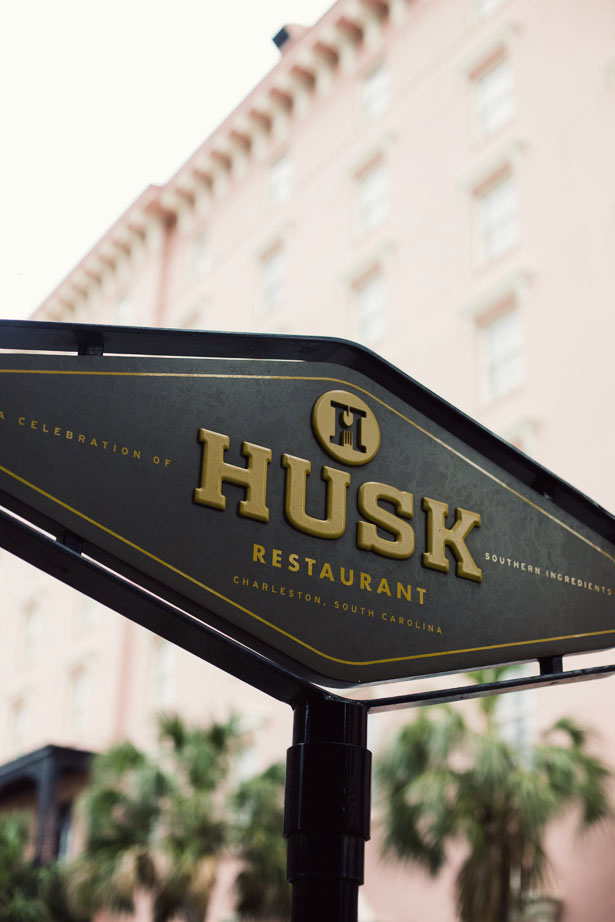 Charleston's newest popular resturant HUSK.