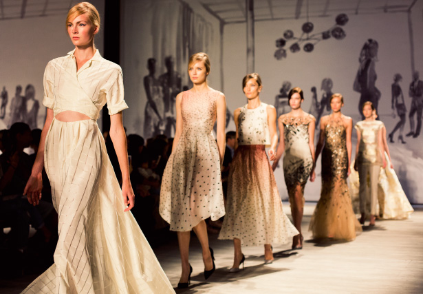Lela Rose Spring / Summer 2015 collection