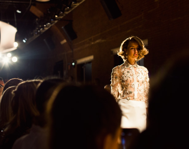 Jenny Packham's Spring / Summer 2015 collection