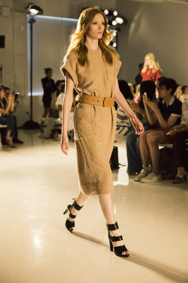 Jill Stuart spring / summer 2015 collection