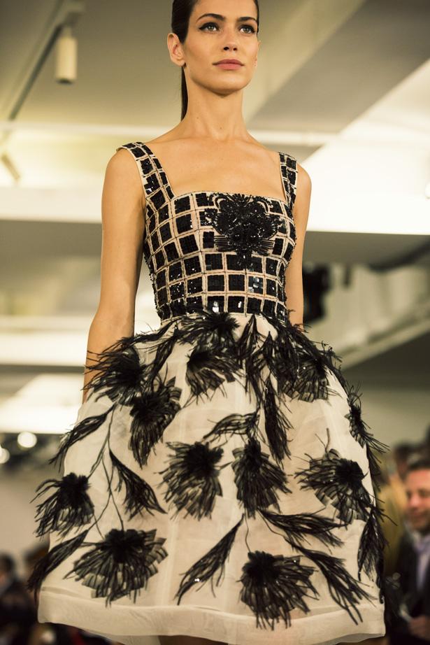 Oscar de la Renta's Spring / Summer 2015 collection