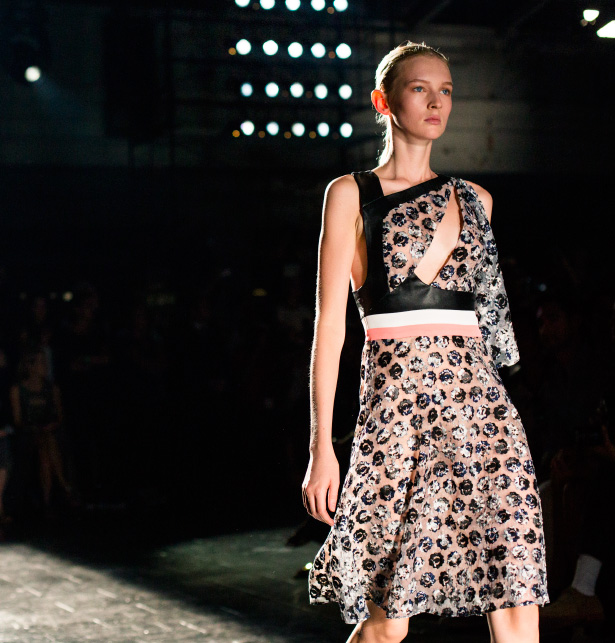 Prabal Gurung's Spring / Summer 2014 collection