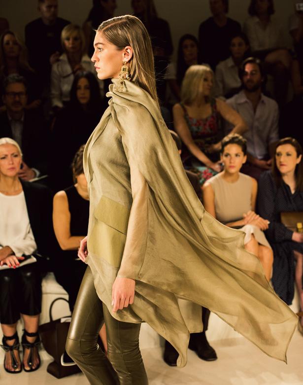 Ralph Lauren's Spring / Summer 2015 collection