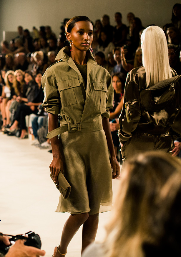 Ralph Lauren's Spring / Summer 2015 collection