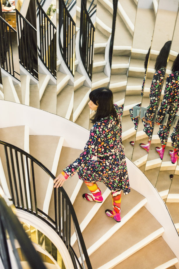 A tour of Gabrielle Coco Chanel's Apartment  at 31 Rue Cambone Paris