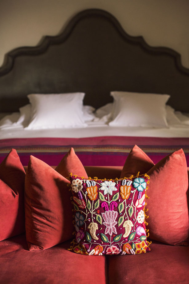 A stay at the luxury botique hotel Inkaterra La Casona Hotel in Cusco, Peru