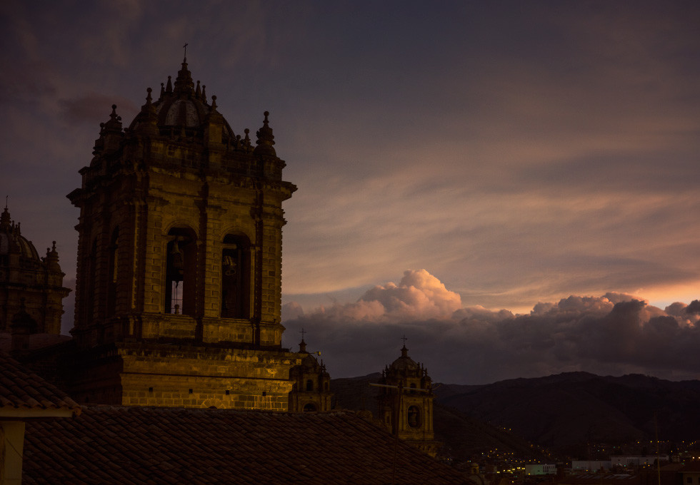 A journey down to South America to visit the city of Cusco, Peru.