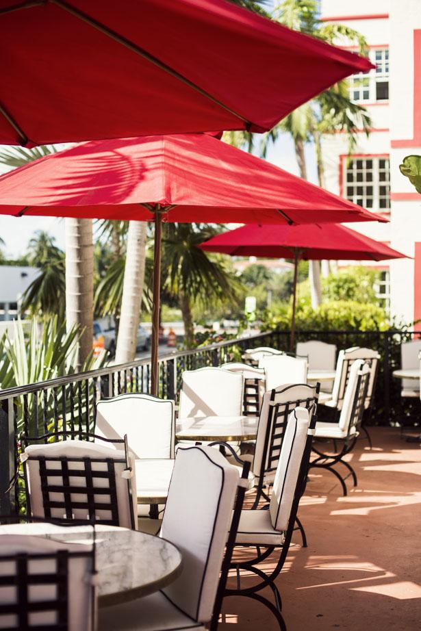 A stay at the Casa Claridge Hotel on Miami Beach durning Art Basel
