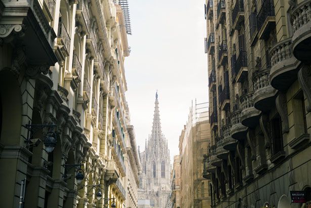 Snapshots from Barcelona, Spain