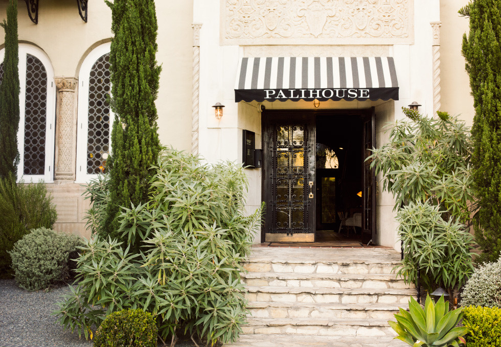 Palihouse in Santa Monica, California