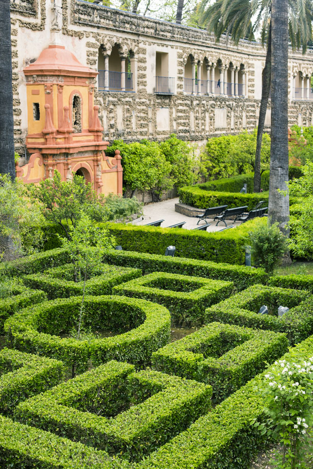 Snapshots from Seville, Spain