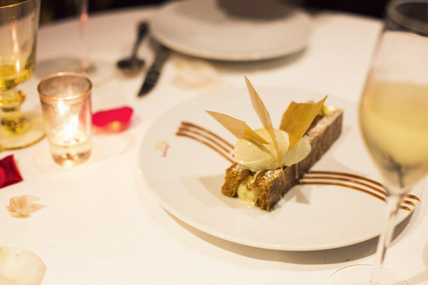 Dining at the Le Bristol Hotel's Michelin star resturant in Paris, 114 Faubourg