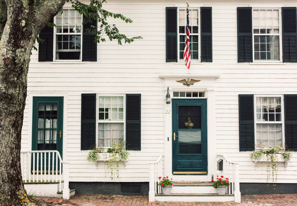A visit to the island of Nantucket and a stay at the luxury botique hotel, 76 Main
