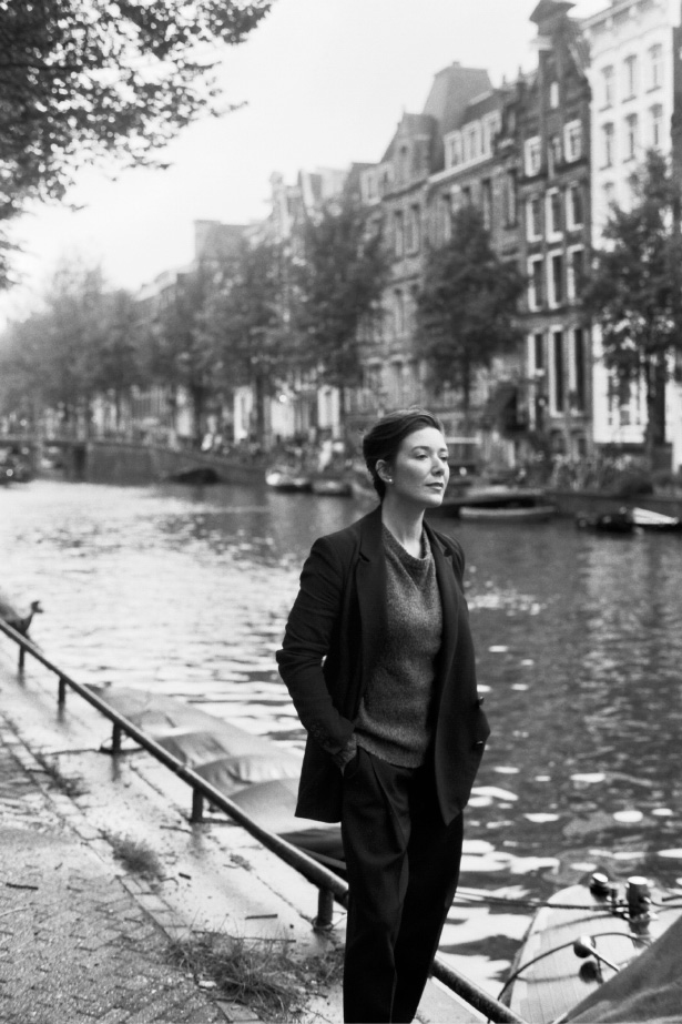 A weekend in Amsterdam on black and white film