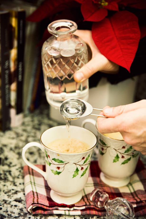 Holiday Coffee Cocktails with Nespresso | Ann Street Studio
