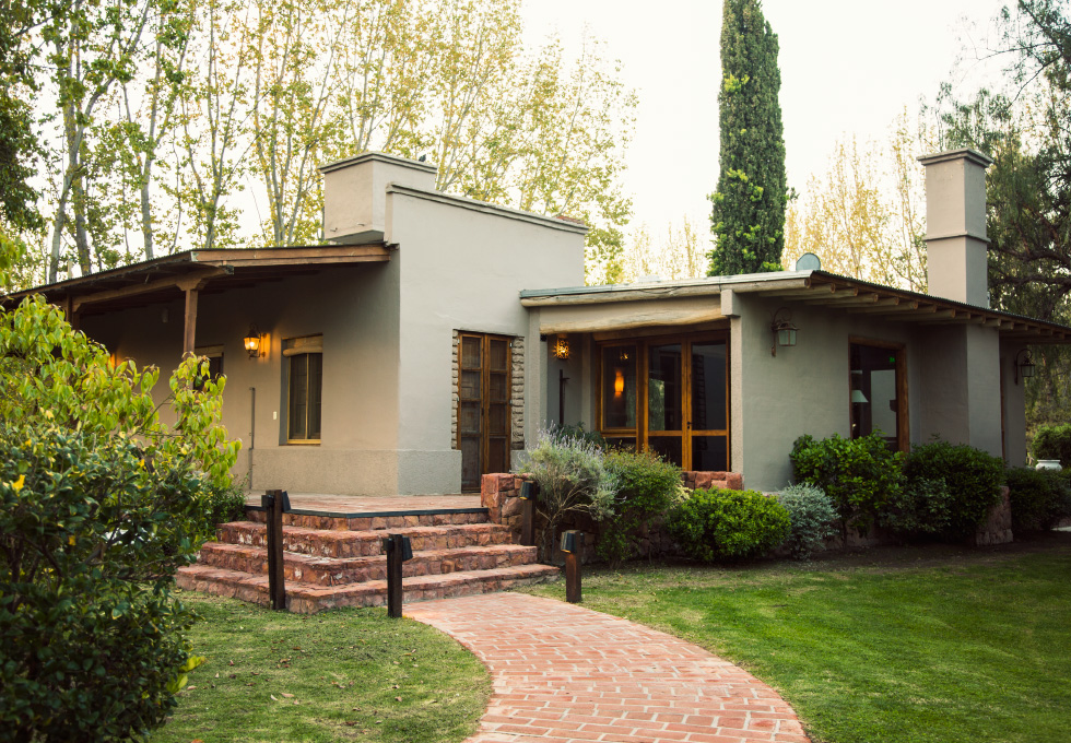 A visit to Algodon Wine Estate, a boutique Mendoza winery located in the heart of Argentina's wine country.