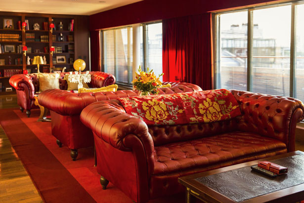 A look into the ultra luxurious Faena Buenos Aires hotel