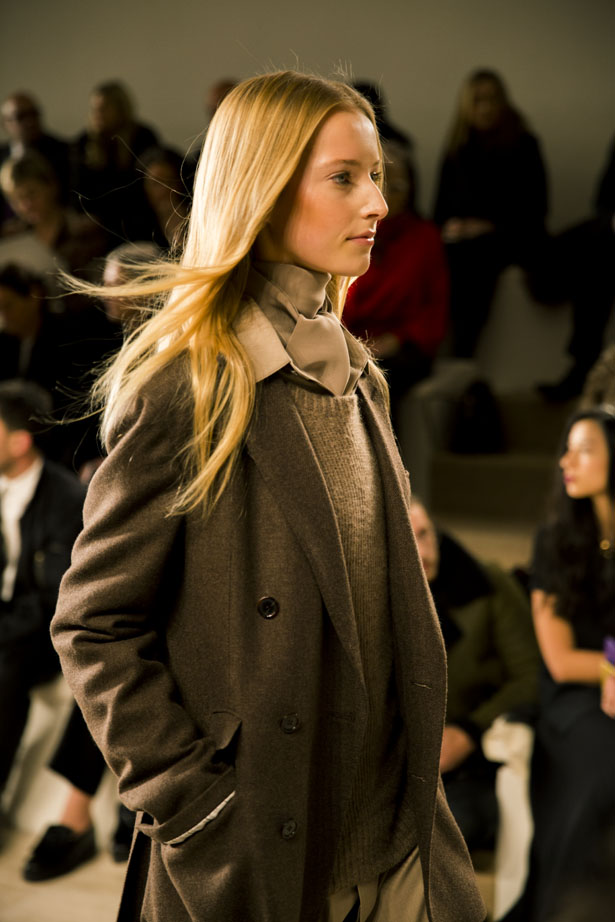 Ralph Lauren's Fall 2016 collection shown at New York Fashion Week