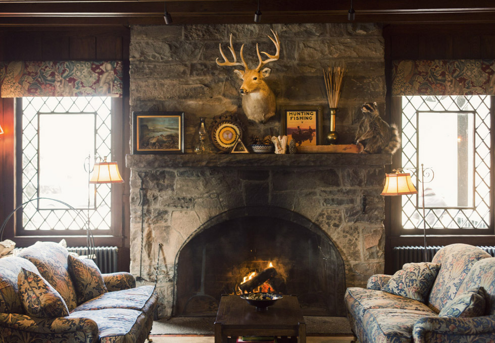 A group of friends travel getaway from the hustle & bustle of New York City to the luxury boutique hotel, Deer Mountain, in the beautiful Catskills.