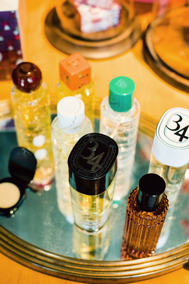 Celebrating 34 years of the french perfumer Diptyque.
