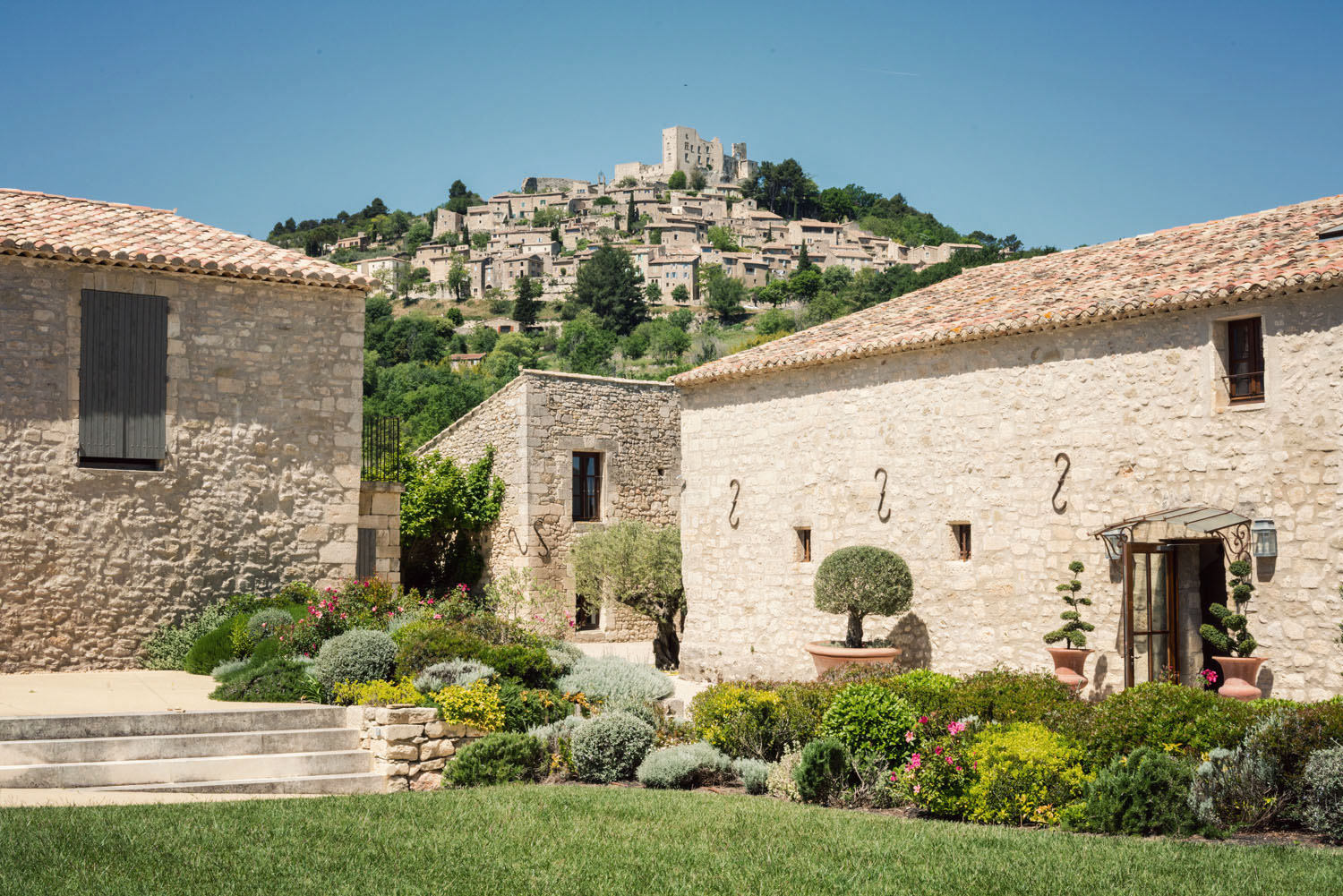 Snapshots from Provence in the South of France