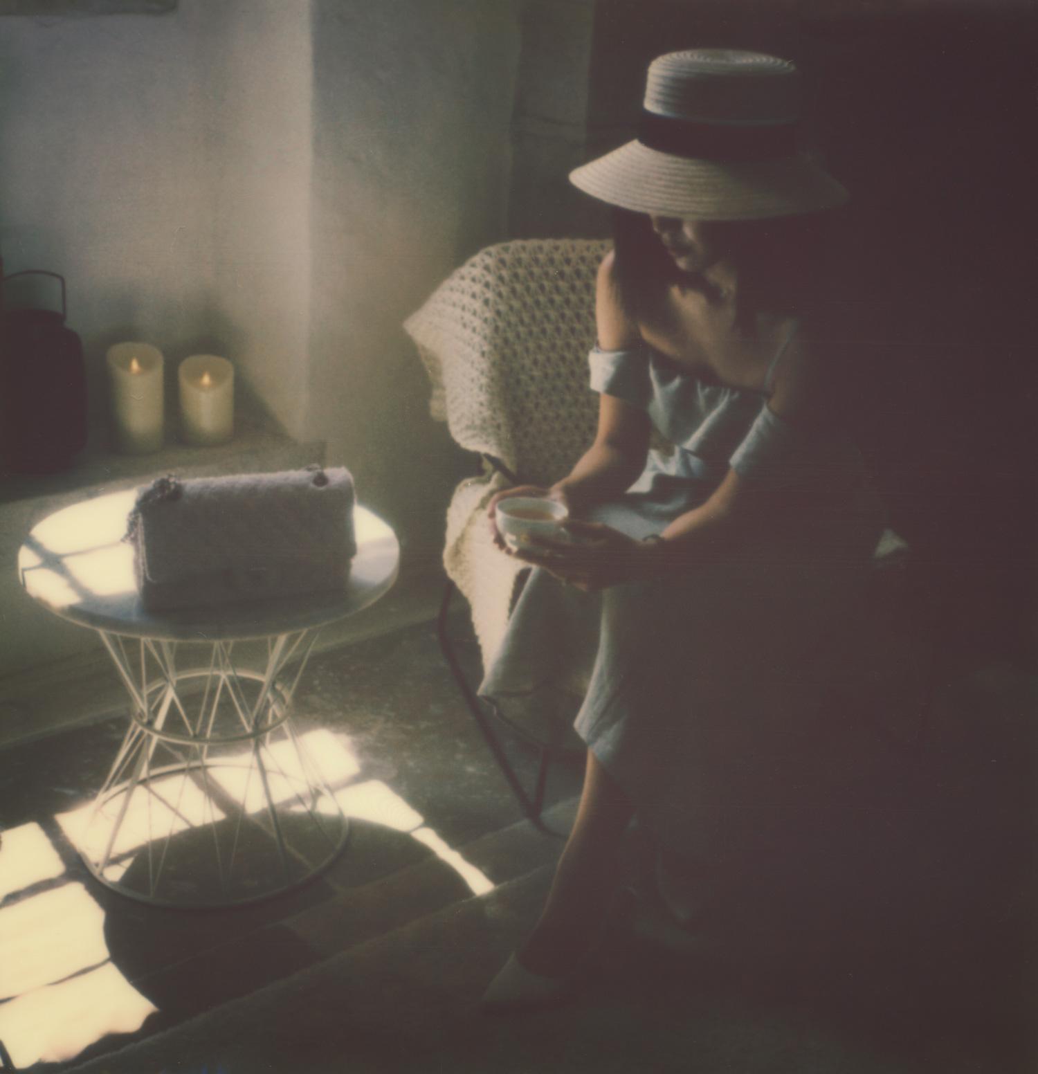 Provence Polaroid film.