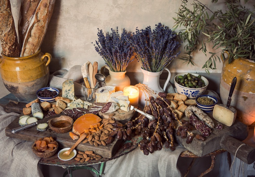 A study of the french cheese culture in France and creating the perfect spread for your holiday entertaining