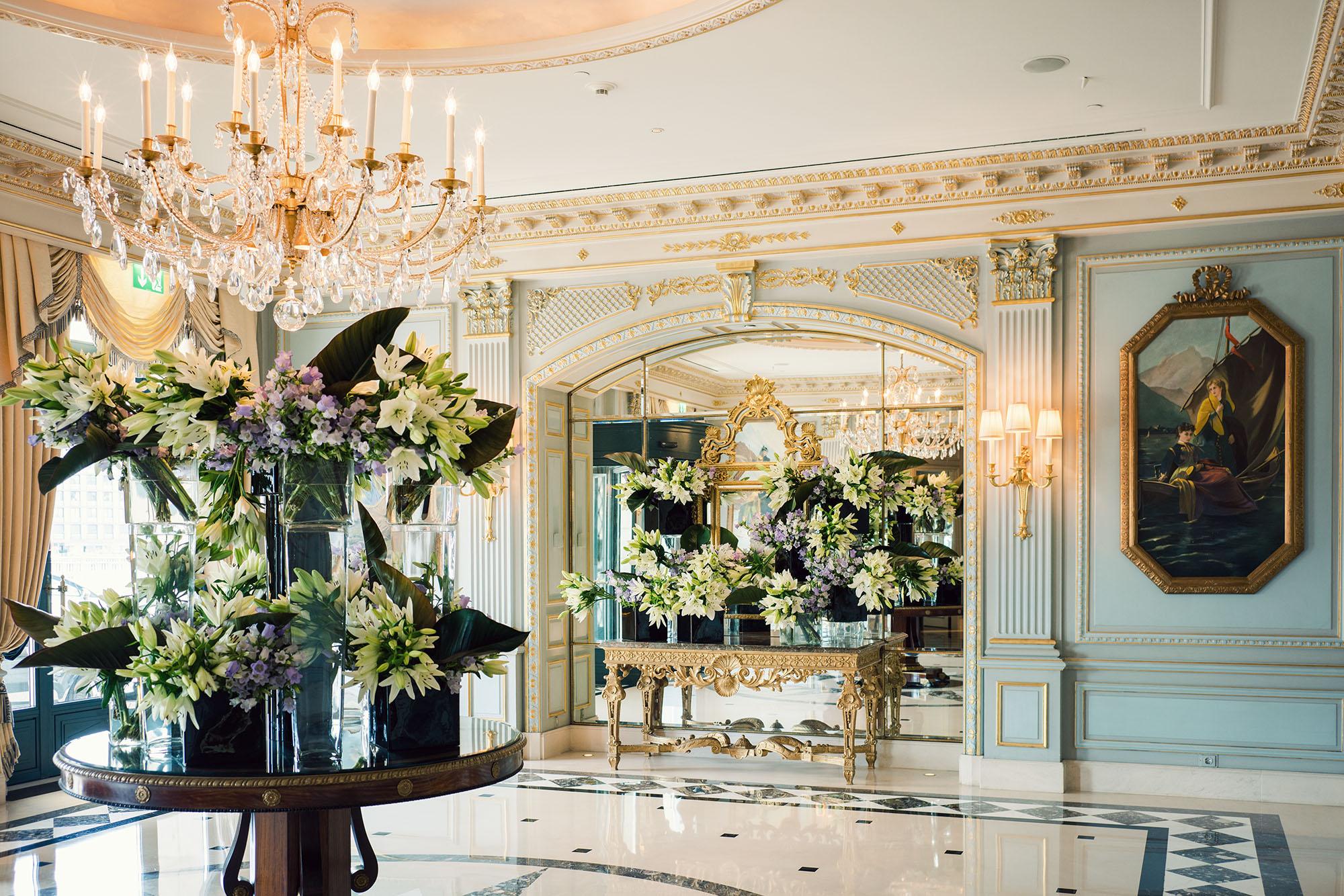 Four Seasons Hotel Des Bergues Geneva Ann Street Studio