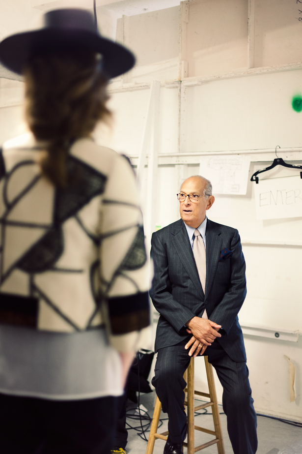 Photographer Jamie Beck remembers fashion designer Oscar de la Renta