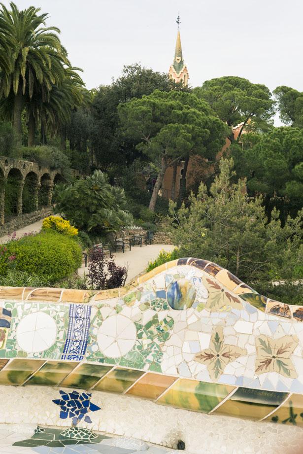 Snapshots from Barcelona, Spain