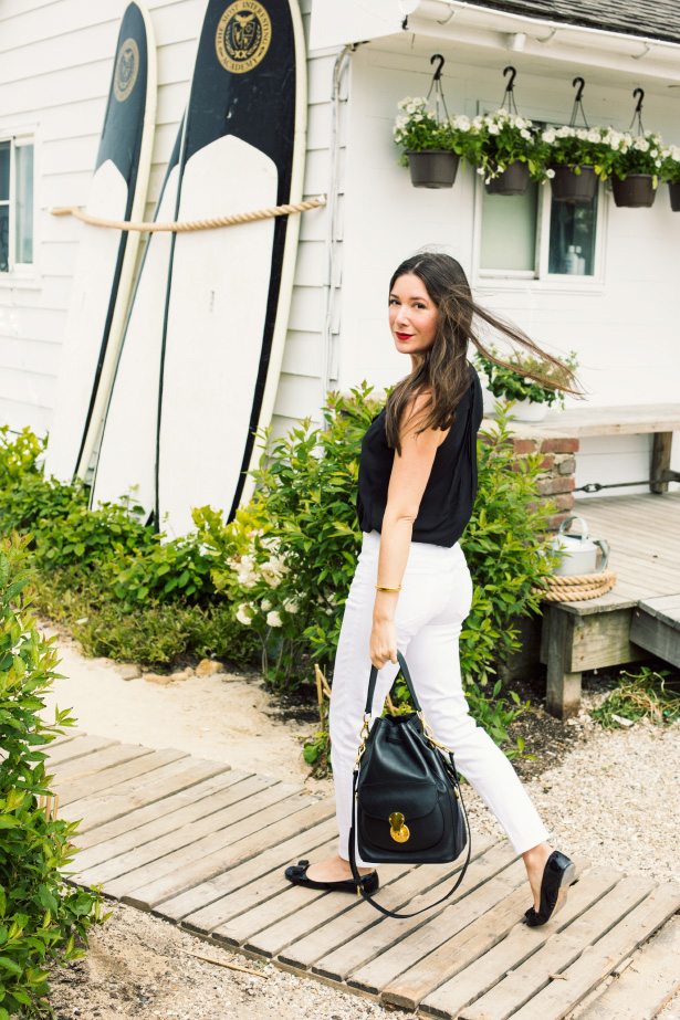 Exploring the hamptons in NYDJ's summer 2015 collection