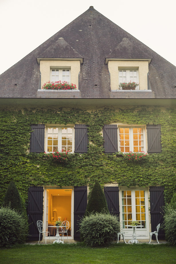 A stay in Champange's Hostellerie La Briqueterie in France.